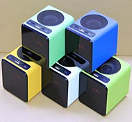 The New Touch Buttons Mini Speaker for Laptops/mobilephone/iPod/PC/MP3/MP4 Optional Colors(ZH-5100)