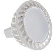 Lâmpada de Foco GU5.3 3 W 240 LM 6500 K Branco Frio 15 SMD 2835 DC 12/AC 12 V