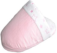 Cat / Dog Bed Pet Mats & Pads Slipper / Cute Pink Polar Fleece