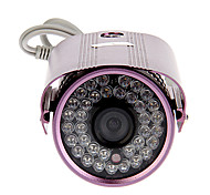 "1/4"" CMOS 420TVL 36IR LED Waterproof Good Security Camera"