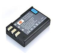 DSTE 7.4v 1900mah batteria EN-EL9 Li-ion per Nikon D40 D40X D60 D3000 fotocamera D5000
