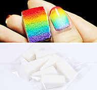8PCS Professional Manicure Sponge Nail Art Tools for Gradient Color Nail Art&Mulit-color Nail