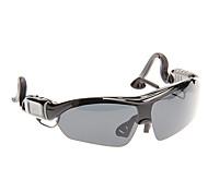 Модные Удобная Привет-Fi MP3 Bluetooth Заменяет Sunglasse (красный)
