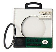 NISI 62mm PRO UV Ultra Violet professional lens Filter Protector for Nikon Canon Sony Pentax Olympus Cameras
