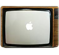 TV Decorative Skin Sticker Set for MacBook Pro