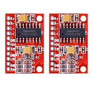2 Channels 3W PAM8403 Audio Amplifier Board (2PCS)