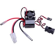 TD-001 320A hoog voltage Brushless ESC voor RC 1:10 / 1:12 On-road auto