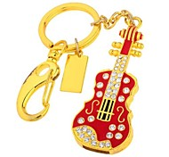 16GB Cute Violin USB Memory Stick Flash Drive
