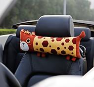 Novelty Cartoon Bear Style Car Auto Seat Headrest Head Neck Pillow