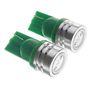 2825SMD 1.5W 50-80Lm 1-Led Car Lâmpadas-Green (12V)