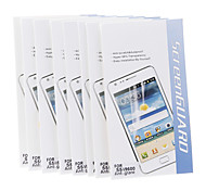 8 Pcs Anti-Glare Hyper-98% Transparency Matte Screen Protector for Samsung Galaxy S5 I9600