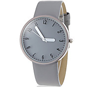 Women's Watch Simple Round Dial  Quartz Analog Wrist Watch