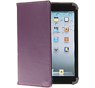 7 Inch Solid Color PU Leather Full Body Case (Assorted Colors)