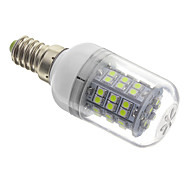 3W E14 LED Corn Lights T 48 SMD 3528 210 lm Cool White AC 220-240 V