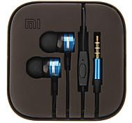x9 écouteurs intra-auriculaires avec micro (couleur assortie) pour iPhone6 / iPhone6 ainsi