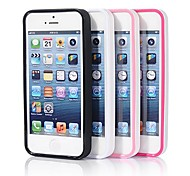 Mixed Color Bumper Frame for iPhone 4/4S (Assorted Colors)