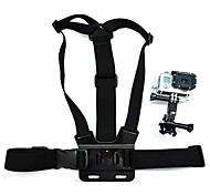 Adjustable Chest Mount Harness Camcorder Shoulder Strap for GoPro Hero 3+ / 3 / 2 / SUPTig Sports DV