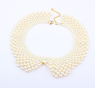 collar collar de perla perla