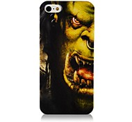 Cartoon Character Silicone Soft Case for iPhone4/4S