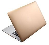 Caso Cuerpo Enkay oro protector PC completa para el MacBook Air