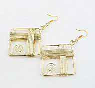 Korean Version of The Minimalist Style Earrings