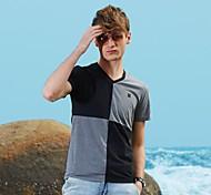 T-shirt de manga curta Verão Masculina