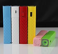 2200mAh Mini batterie externe pour appareils mobiles