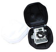 Gopro Accessories Bags/Case For Gopro Hero 3+ / Gopro 3/2/1 Plastic Black / White