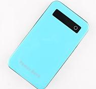 Moda ultra-delgado 5200 mAh Batería externa para dispositivos móviles