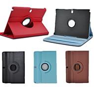 Neppt beschermhoes met roterende standaard, voor Samsung Galaxy Note 10.1 2014 Editie P600 (verschillende kleuren)