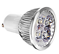 GU10 4W 4 360 LM Cool White LED Spotlight AC 85-265 V
