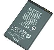 WAVE BP-3L reale capacità 1300mAh batteria del telefono cellulare per Nokia N710 N603 N303 (3,7 V, 1300 mAh)