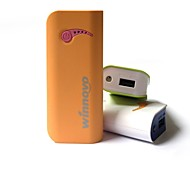 External Battery for Smart Phone(4400mAh Capacity)