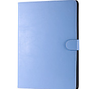 High Quality PU Leather Full Body Case with Stand and Interval Leather Protection for iPad Air (Assorted Colors)