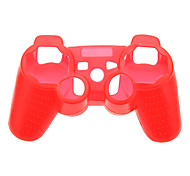 Custodia in silicone Controller per PS3 (colori assortiti)