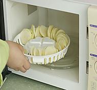 microondas papa horno placa de cocción de chips