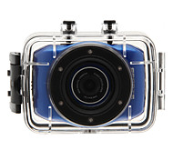 Action cam / Sport cam 3MP 2592 x 1944 Impermeabile / Conveniente / Tutto in uno 4X 2.0 CMOS 32 GB Formato H.264Arrampicata / Universali