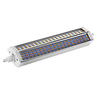 18W R7S LED Mais-Birnen T 180 SMD 3014 1980 lm Warmes Weiß Dimmbar AC 220-240 V