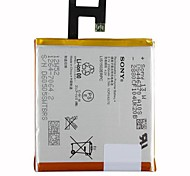 2330mAh de la batería del teléfono celular para Sony Ericsson Celular L36H L36i SO-02E Xperia Z