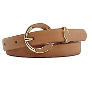 Women Skinny Belt/Waist Belt , Party/Work/Casual Others