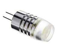 2W G4 LED Spot Lampen 1PCS COB 140-165lm lm Kühles Weiß Dekorativ AC 12 V