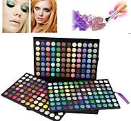 New Pro 252 Full Colors Neutral Eye Shadow EyeShadow Palette Makeup Cosmetics Set 6253