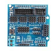 blindage de la sonde v5.0 carte d'extension pour (pour Arduino)