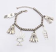 Cicada Hand Charm Bracelets
