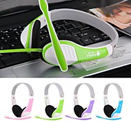 Hi-fi Stereo Gaming Headset with Noise-Reduction Microphone