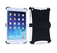 2-in-1 Design Radio Waves Case for iPad mini 3, iPad mini 2, iPad mini (Assorted Colors)