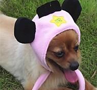 Nettes Design Jungfrau Muster Hüte mit Mesh für Haustiere Katzen Hunde (verschiedene Größen)
