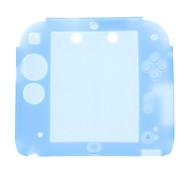Custodia in silicone per il prezzo poco costoso 2DS (colori assortiti)