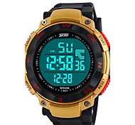 Skmei® Newest Unisex Outdoor Sports Led Digital Multifunction Wrist Watch 50m Waterproof