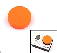 G-311-OPANNOVO Professional Protective Silicone Lens Cover Cap Set for GoPro Hero 3 / 3+